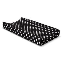Black & White Changing Pad Cover by Circo