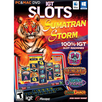 Masque Publishing Sumatran Storm (PC Games)