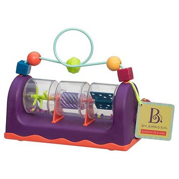 Baby B. Spin, Rattle & Roll Stroller/Car Seat Toy