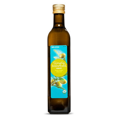 Simply Balanced Organic Olive Oil 16.9oz