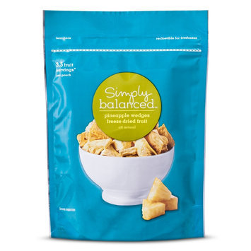 Simply Balanced Freeze DriedPineapple Chunk 1.75oz