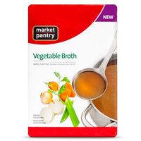 Market Pantry Vegetable Broth