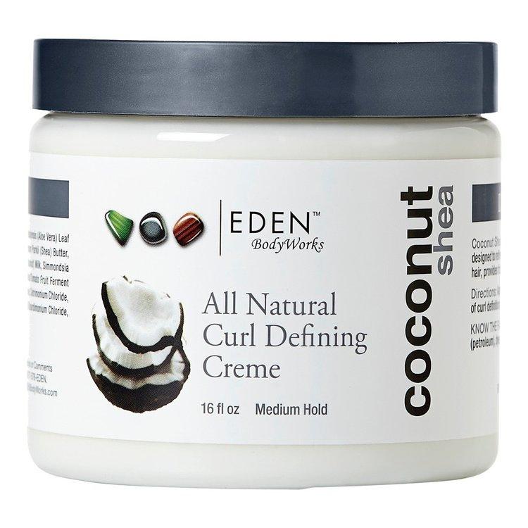 Eden Body Works Eden BodyWorks Coconut Shea Curl Defining Creme 16 floz