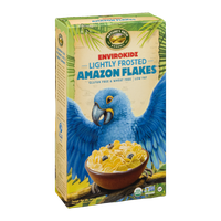 Envirokidz Lightly Frosted Amazon Flakes