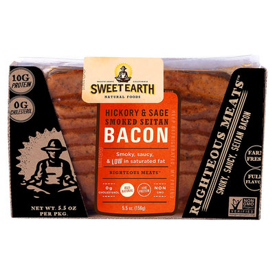 Sweet Earth Vegetarian Bacon 5.5oz