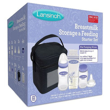 Breast Feeding Accessories Kit Lansinoh