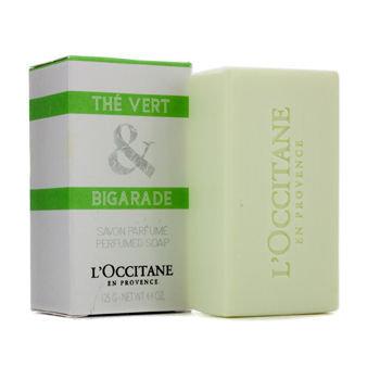 L Occitane L'Occitane The Vert & Bigarade Perfumed Soap 125g/4.4oz