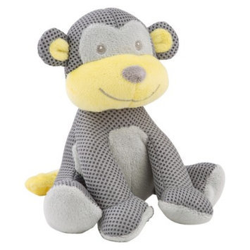 Breathables Mesh Toy by BreathableBaby - Gray Monkey