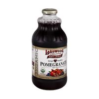Lakewood Organic Smart Healthy Pomegranate 100% Juice Blend