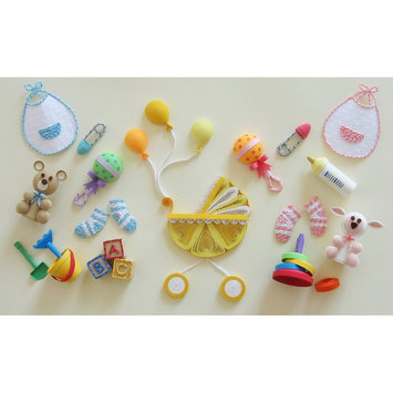 Lake City Craft Quilling Kit - Bundle Of Joy