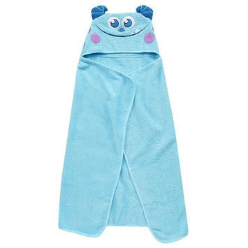 Triboro Quilt Mfg Co Disney Monsters Inc. Sulley Hooded Towel