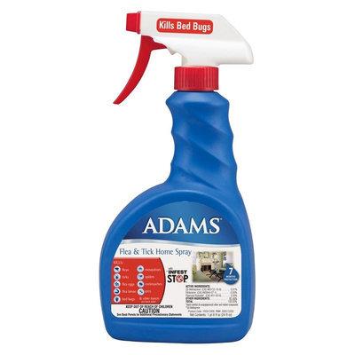 Adams Flea and Tick Home Spray For Dogs - 24 oz