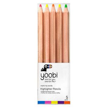 Pencil Set No. 2 3.3mm Yoobi