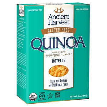 Ancient Harvest Gluten Free Quinoa Rotele Pasta 8 oz