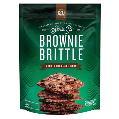 Brownie Brittle, Llc 5 Ounce Brownie Brittle Brownies