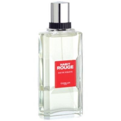 Guerlain Habit Rouge Eau de Toilette Spray, 3.4 oz
