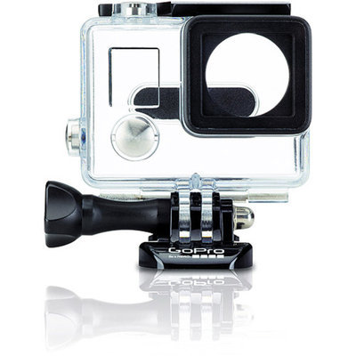 GoPro Standard Slim Housing Camcorder Accessory Kit - Black/Clear
