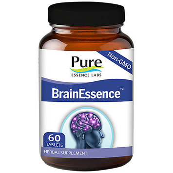 Pure Essence Labs BrainEssence 60 Tablets