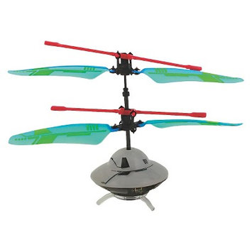 Orbits Aero Bot Infrared Rc Flying Saucer - Grey