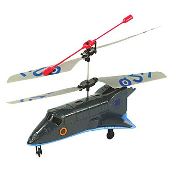 Orbits Infrared Rc Space Plane - Grey