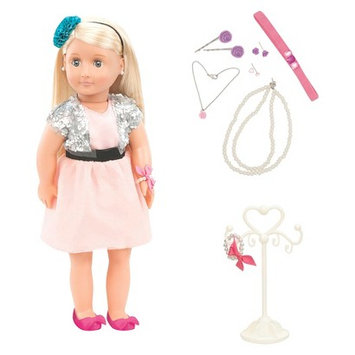 Our Generation Jewelry Doll - Anya