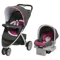 Graco Pace Click Connect Travel System - Pippa
