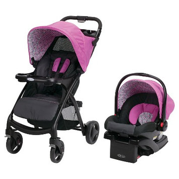Graco Verb Click Connect Travel System - Ashby