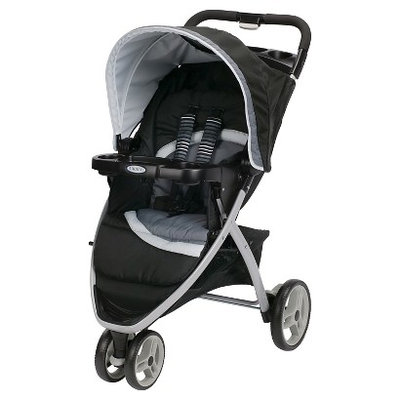 Graco Pace Click Connect Stroller - Licorice