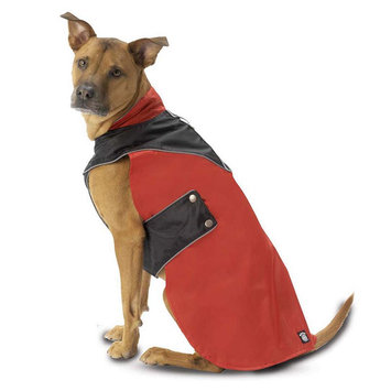 Pet Rageous Designs PetRageous Designs Tacoma Waterproof Dog Coat - Small (Red)
