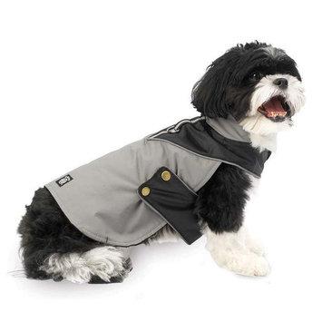 Pet Rageous Designs PetRageous Designs Tacoma Waterproof Dog Coat - Large (Grey)