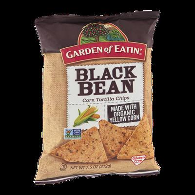 Garden of Eatin' Corn Tortilla Chips Black Bean