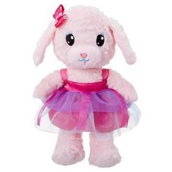 Whimsy & Wonder Princess Pal Pink Plush Puppy