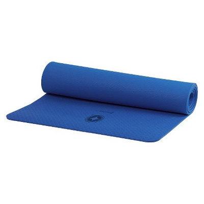 Stott Pilates Single Color Eco Friendly Mat - Blue