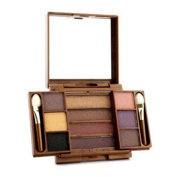 Fashion Fair 16469136914 Multi Level 10 Colors Eye Shadow Compact - No. 9855 - Unboxed - 8.7g-0.306oz