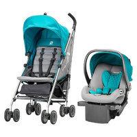 Baby Jogger Vue Lite Travel System - Aqua