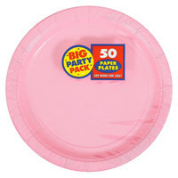 Amscan New Pink Big Party Pack - Dinner Plates (60 count)