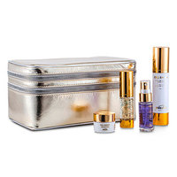 Swissline 25th Anniversary Cell Shock Silver Kit: Emulsion, Eye Complex, Overnight Cream