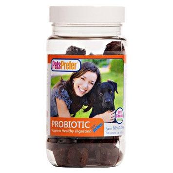 PetsPrefer Probiotic Soft Chew for Dogs - 4.23 Oz