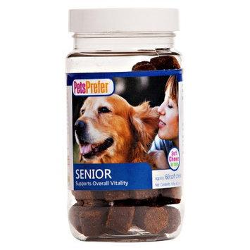 PetsPrefer Senior Soft Chew for Dogs - 4.23 Oz