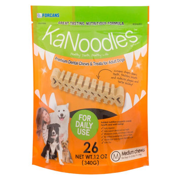 Orana International KaNoodles Premium Dental Chew Dog Treats