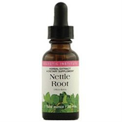 Eclectic Institute Inc Nettle Root 1 Oz With Alcohol