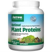 Jarrow Formulas - Optimal Plant Proteins Powder - 19 oz.