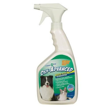 Clean Go Pet Pet Pals ZW4500 33 Oxy-Advanced Stain-Odor Eliminator 32oz Spray