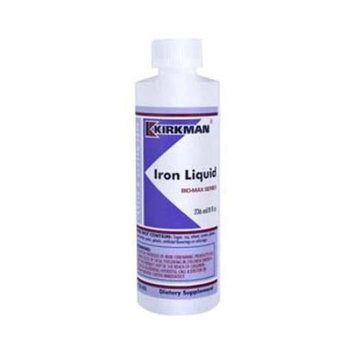 Iron Liquid Supplement