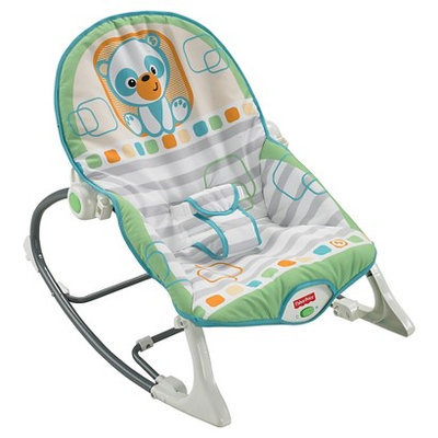 Fisher Price Fisher-Price Infant-to-Toddler Rocker