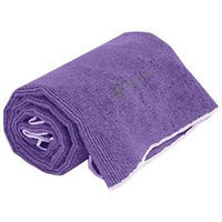 Gaiam Purple Thirsty Towel - Small