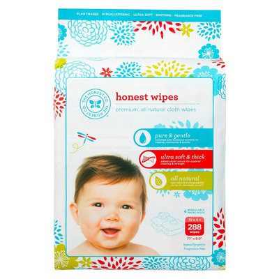 The Honest Co. Honest Wipes - 288 counts