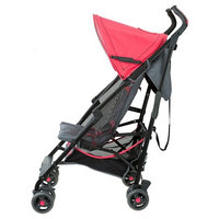 Baby Cargo Series 100 Lightweight Umbrella Stroller - Pink/Slate