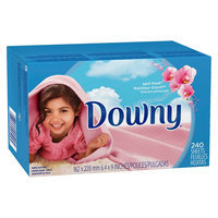 Downy April Fresh Scent Fabric Softener Dryer Sheets 240 ct