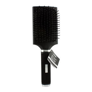 Rusk CTC Technology 11-Row Paddle Brush (Black) 1pc